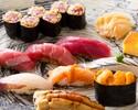 "4/1-Sushi Dinner ""Minato"""
