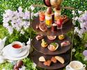 ◆5月末迄土日祝【HAPPYイースターアフタヌーンティー@NYラウンジ】乾杯酒&選べる世界のチーズ付