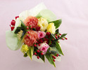 [Option] Seasonal bouquet ¥ 5,500 (tax included)