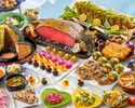 4/1~Early Bird -〈Adult 〉Weekend Dinner Buffet plan