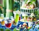 【季節の乾杯ドリンク&ゆったり3時間】 抹茶アフタヌーンティー ! 新緑を感じる抹茶スイーツ&厳選ハーブティー