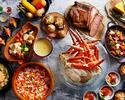 [Online price (Weekends)] Hokkaido Lunch Buffet Adult 5,966 yen