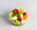 パールモッツァレラと彩りトマトのカプレーゼ