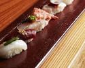 寿司ランチ~華屋~
