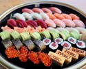 Omakase Sushi Assortment for Four