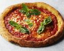 【平日/ナポリピッツァランチ】シェフ自慢の6種のピッツァからお好きなものを