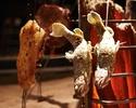 【炭火焼 翡翠】旬の魚や黒毛和牛サーロインなど全8品 正規料金