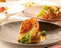 Homard course lunch-bouquet-
