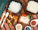 【Take Out】 Lunch Box Hainan Chicken Rice