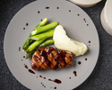 BBQ Matsuzaka Pork Chop - Mashed Potatoes – Asparagus