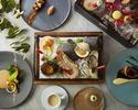 【ディナー】Season course 生雲丹・キャビア・牡蠣・オマール海老・牛フィレ・フォアグラ・トリュフなど豪華食材を散りばめた全7皿