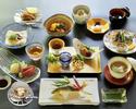 川床懐石料理 9,900円