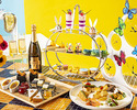 """【Summer Afternoon tea - Option】 A glass of Sparkling wine """"CHANDON"""""""