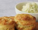 Biscuits x 2 & Coleslaw