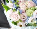 【3~4月のお祝い直しディナー】乾杯酒&ホールケーキ&花束付きプラン