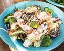 Citrus Shrimp Taco Salad