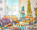 Blissful Summer Sweets Buffet