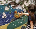 【NEW!】宿泊者限定 「親子で館内アートツアー」 ~Gajoen Zoo 動物を探そう~