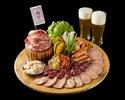 土日祝【焼肉プラン】豪快!肉祭り&飲み放題付きビアガーデン