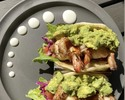 アボカドシュリンプ tacos 1pc