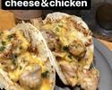 サウスアフリカンチキン tacos 1pc