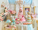 ★WEB予約特別価格★【おとな】土日祝:マリー・アントワネットが招く ヴェルサイユ宮殿のスイーツブッフェ