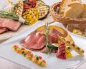 初夏のグルメブッフェ SPICY&COOL ~ココ・パレット ディナー~ソフトドリンク付き シニア料金(5/1~6/30)