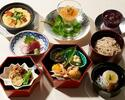 """The beautiful four seasons in Japan"" Chef's choice luncheon"