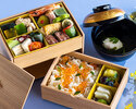 日本料理 雲海 初夏の行楽 二段重会席弁当¥5,000(税込)           【お持ち帰り専用・3日前まで要予約】