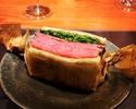 Roast  Beef  sandwich(souvenir)