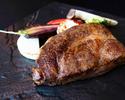 鳥取県産万葉牛のステーキ サーロイン120g