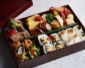 【Delivery事前決済】 日本料理「校倉」謹製 季節のお弁当
