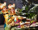 ベイサイドBBQビアガーデン「Escape to Bali」 毎週月曜日は女性の方限定の特別プライス