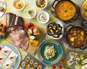 *Lunch buffet(大人)