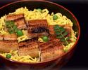🚖国産 鰻丼