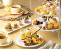 mango Afternoon tea set