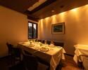 Private room【il Sorriso.../Dinner 8 items】