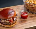 Advanced Purchase [The Steakhouse] Takeout Kagoshima burger 2,280 yen