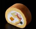 【テイクアウト専用】フルーツロールケーキ