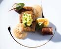 【6/18~6/20限定 父の日プラン】ランチ Gourmand (4品のコース)+ウエルカムドリンク+写真撮影