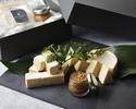 【お取り寄せ】日本料理「校倉」謹製 クリームチーズ・カマンベールチーズの奈良粕漬け