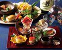【季節の盛り込み膳】お値打ち価格で本格和食を