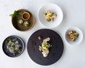 [LUNCH] Course reservation + Sparkling wine + Cafe & dessert