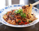 正宗麻婆豆腐和え麺