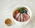 【TAKE OUT】鉄板ステーキ丼 和風ソース