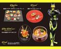 【仮面ライダー⑦】料理を選べるプリフィックスコース【予約制】
