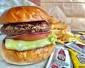 【Red Hot Chili Burger】レッドホットチリバーガー