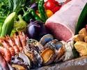 【6月】ディナーブッフェ★牛肉のステーキやアワビステーキや有頭海老の鉄板焼きも食べ放題!! 大人5,200円
