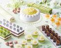 【6/16・17】スーパースイーツビュッフェ~抹茶とメロンとチョコレート~