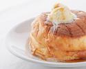 【週末特別カフェ】パンケーキ